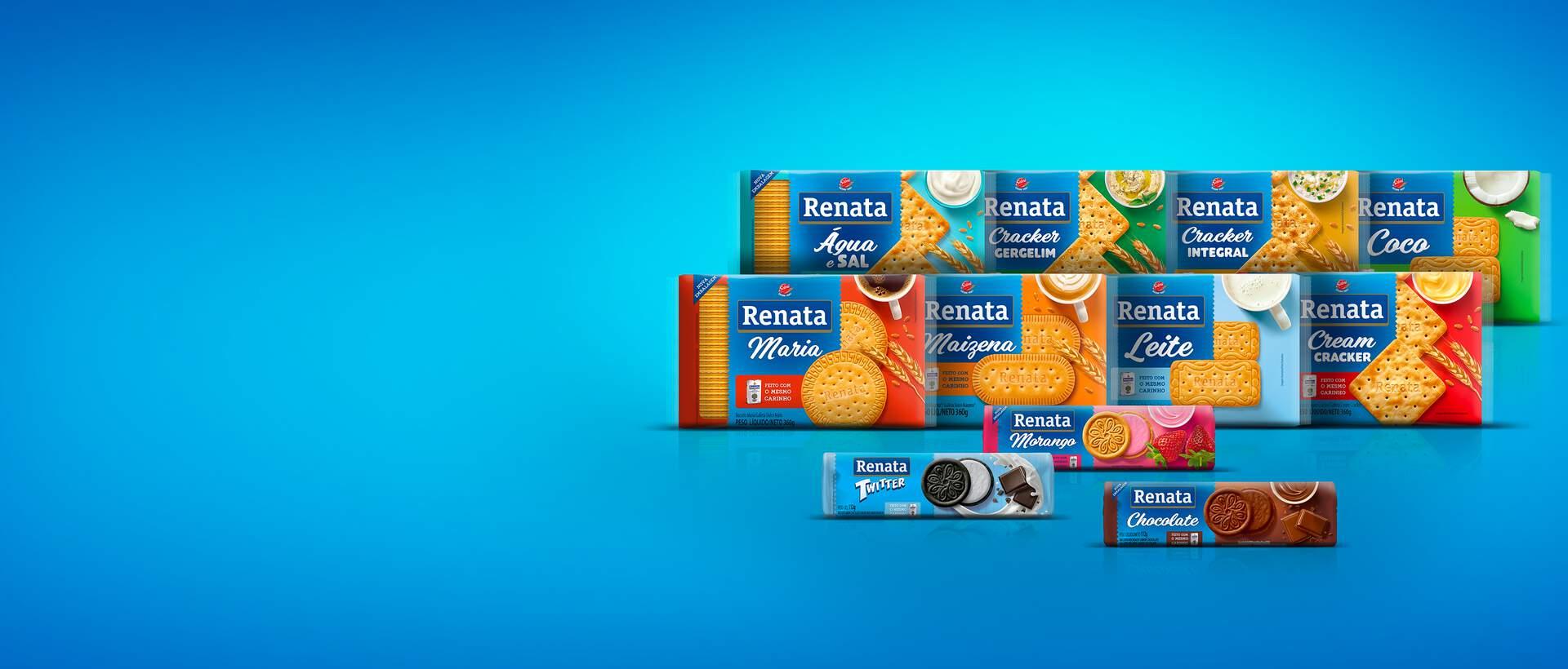Banner Biscoitos Renata