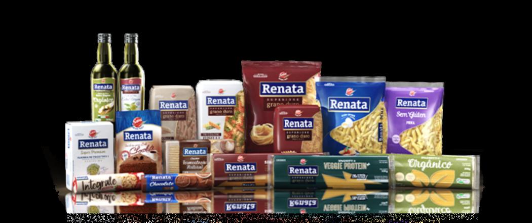 Família de produtos Renata